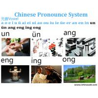 China Chinese Language Lessons Online Pinyin Part4 For Vowel wholesale