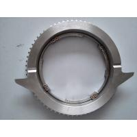 China Rounded Steel Jaw Chuck Textile Machinery Spare Parts , Rotary Printing Machine Parts wholesale
