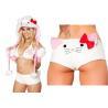 China Disfraces de Halloween atractivos de las mujeres del gato de la pelusa de Kitty, vestido de lujo adulto del traje de Cosplay wholesale