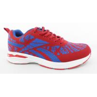 China Comfortable Flyknit Lightweight Tennis Shoes Outdoor White Blue Black wholesale
