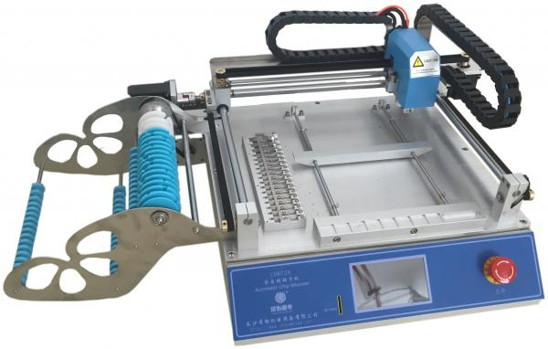 Quality Desktop CHMT28 Prototype SMT Pick And Place Machine , SMT SMD Small batch production for sale