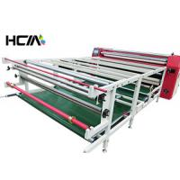 China Professional Roller Heat Printing Machine , Oil Heating Textile Sublimation Printing Machine on sale