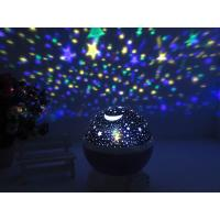 Buy cheap Super Bright Decorative Led Night Lights Romantic Cosmos Star Sky Moon Lamp from wholesalers
