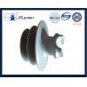 China F Neck Polymer Pin Insulator , Composite Pin Insulator Superior Heat Resistance wholesale