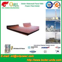 Buy cheap Fire Proof Electrical Water Boiler Panel SA210C Boiler Components from wholesalers