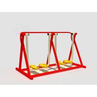 China Corrosion Resistance Outdoor Workout Equipment Electrostatic Spraying Anti UV wholesale