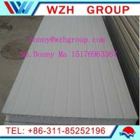 China supply EPS panel for cabin/cool room/ cleanroom/ grocery store on sale