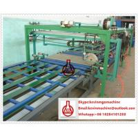 China Moisture Resistant Magnesium Oxide Board Production Line for 3mm - 25mm Board Thickness wholesale