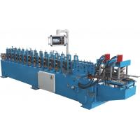 Metal Roll Forming Machine With 0.7~1.2mm Thickness , Roll Former Machine