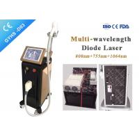 China TUV Approved Laser Removal Equipment Alexandrite  For Women 2000W Peak Power wholesale