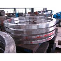China AISI ASME Alloy Steel Forged Rolled Ring For Engineering Car Rim , 100kg - 12ton wholesale