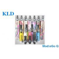 650 mah eGo Q eGo Cigarette Battery with CE4 e-cigarette vaporizer