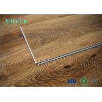 China High Peel Strength SPC Vinyl Flooring No Noxious Or Chemical For Kitchen wholesale