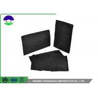 China Flat Loom High Strength Woven Geotextile Easy Installation For Sea Embankment wholesale