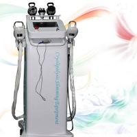 China Freeze fat non-surgical liposuction system crylipolysis slimming machine on sale