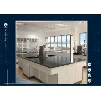 China Workplace Technician Table Computer Lab Furniture , Computer Lab Workstations PP Material wholesale