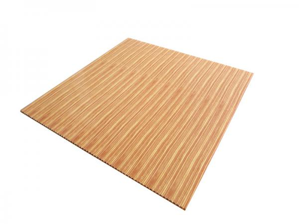 Quality Lightweight PVC Ceiling Panels For Kitchens Self - Fire Extinguishing for sale
