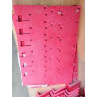 China Red Color GPO -3 Laminated Sheet CNC Machined Parts With UL Recognized wholesale