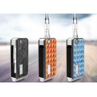 China Xtank Wax Vapor Cig Kit For Oil And Wax 18x35x82mm Lightweight Quick Response wholesale