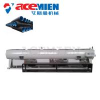China HDPE PPR PP PE Pipe Machine , Plastic Pipe Making Machine Single Screw wholesale