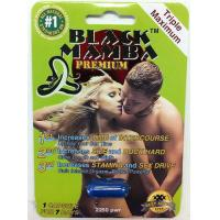 China New Black Mamba Premium Triple Maximum Male Libido Enhancer wholesale
