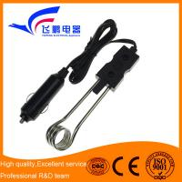 China 12 volt electric immersion car water heaters on sale