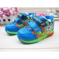 China new high quality children shoes Unisex shoes Antiskid breathable girl shoes light up sneakers wholesale