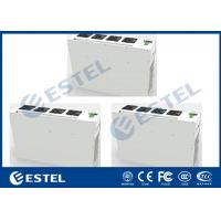 China 65dB Noise Electrical Enclosure Air Conditioner 1000W Heating Capacity AC 220V wholesale