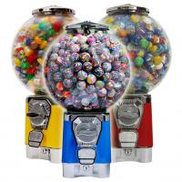 China Stand  Bubble Gumball Vending Machine on sale