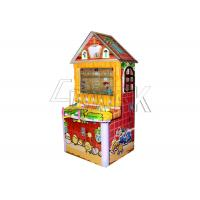 China Top Sale Indoor Amusement Coin Operated Crazy Lay An Egg Lottery Ticket Prize Arcade Game Machine For Sale on sale