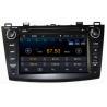 China Ouchuangbo Pure Android 4.4 GPS Navigation iPod USB 3G Wifi Radio for Mazda 3 2009-2012 DV wholesale