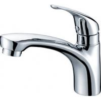 China Custom One Hole Single Cold Basin Tap Faucets For Under Counter Basin wholesale