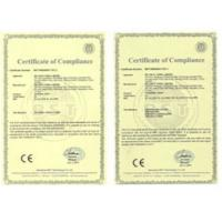 Shenzhen Goodwill Technology Co., Ltd Certifications