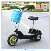 China mini Three wheel electric scooter zappy mobility scooters cheap price wholesale for adults wholesale