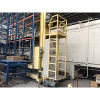 China ASRS Automated Warehouse Racking Systems With Pallet Computer Controlled wholesale
