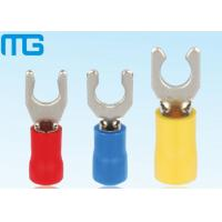 China Pre - Insulating Locking Spade Terminal LSV LSVL LSVS T23 - Copper With Tin Plated wholesale