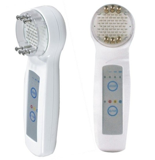 Quality BIO Micro Current Photon LED Skin Rejuvenation , Stretch Mark Removal 3 Color Light for sale