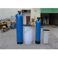 China Manual Reverse Osmosis Water Softener For Softening Water 1 Standby 1 Duty wholesale