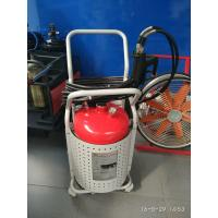 China Portable Pressurized Water Fire Extinguisher , Stainless Steel Fire Extinguisher wholesale
