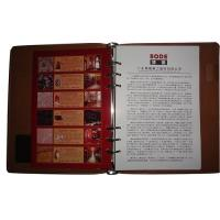 China Customize A4 / B5 / A5 / A6 Pu leather cover Notebook with Elastic Band / Ribbon / Pocket on sale