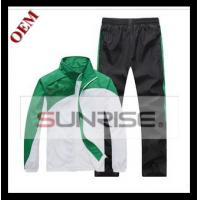 China Mens 2013-2014 new design fashion tracksuits sportwears SRS1002 wholesale