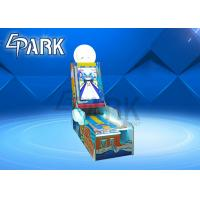China Coin operated games Single player happy bowling video game machines kids bowling ball machine FOR SALE wholesale