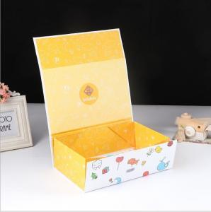 China Foldable Recyclable Matt Lamination Cardboard Toy Box wholesale