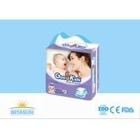 Sleepy Printed Disposable Baby Diapers Breathable Non Woven Fabric Material