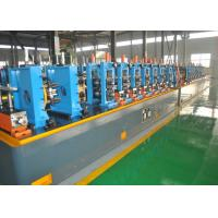 Buy cheap Carbon Steel Precision Tube Mill , Steel Pipe Machine 25-76mm Pipe Dia from wholesalers