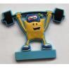 Buy cheap supply soft PVC fridge magnet, soft PVC magnet, PVC magnet from wholesalers