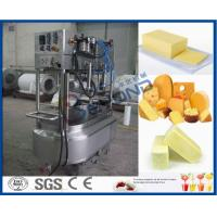 Buy cheap Cheese Process Cheese Production Equipment With Mozzarella Cheese Making Machine from wholesalers
