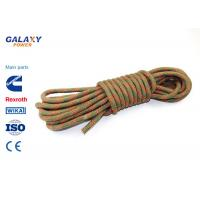 China High Strength Overhead Line Construction Tools Nylon Climbing Ropes Abrasive Resistance wholesale