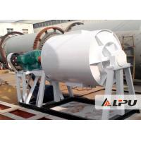 China Alumina Liner Cement Grinding Mill for Mineral Grinding , Batch Ball Mill Machine wholesale