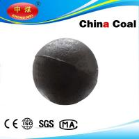 China Dia20mm-150mm Forged Steel Grinding Ball for sale wholesale